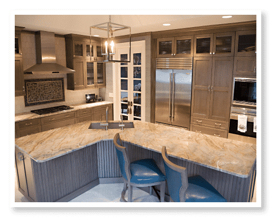 Custom Stone Countertop - MultiStone