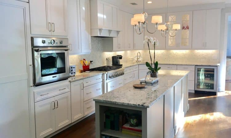 """The Newest Trends For Stone Kitchen Countertops"""