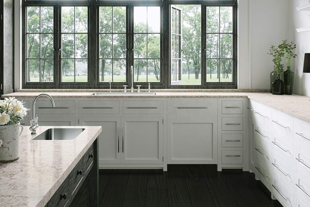 MultiStone Kitchen Countertops Engineered Stone Countertops