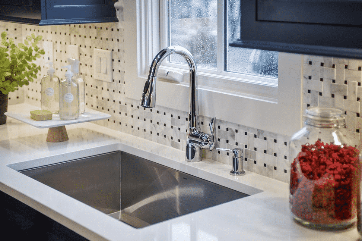 Backsplashes And Countertops – The Ultimate Partnership