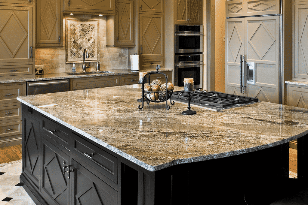 The Newest Trends for Stone Kitchen Countertops ...