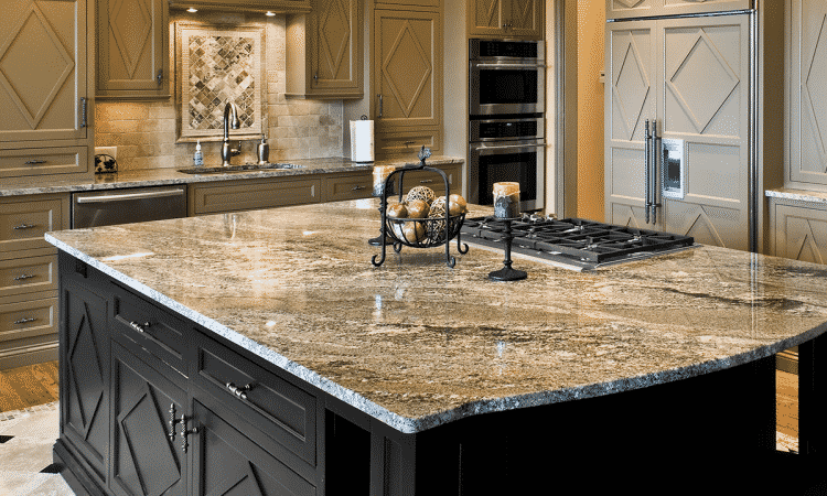 How To Maintain Granite Countertops - MultiStone Kitchen Countertops Natural Stone Countertops