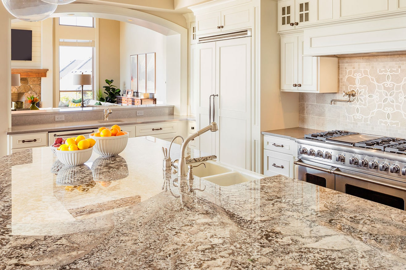 Granite Countertops-Multistone