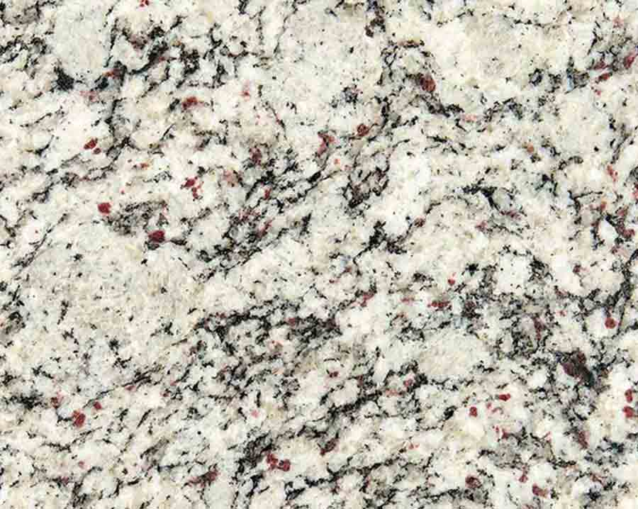 Bianco Frost Granite MultiStone Countertops