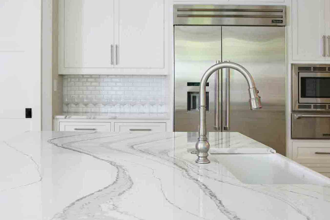 Trends In Quartz Countertops White Quartz 51 Multistone