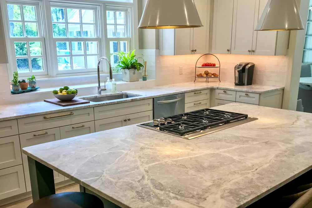 Marble Countertops MultiStone Inc Frabrication 5