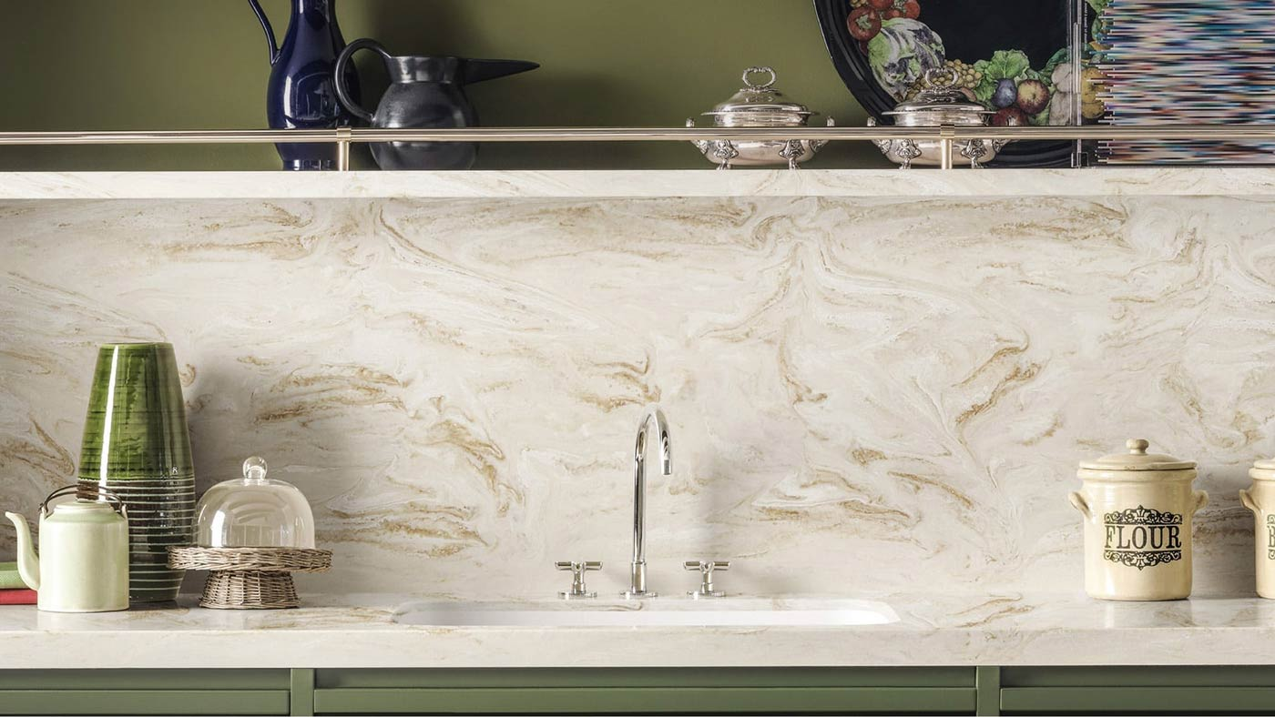 Bathroom Countertop Materials Why Corian Solid Surface Countertops So Popular MultiStone Inc